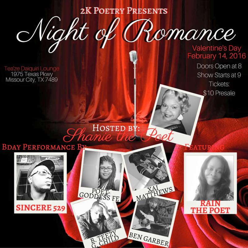 2k Presents Night Of Romance